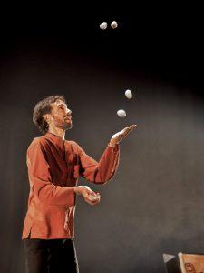 Bap di Boup ! Pierre jonglage