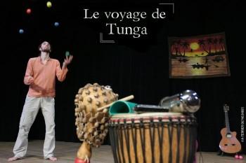 Pierre Bouguier - Le voyage de Tunga