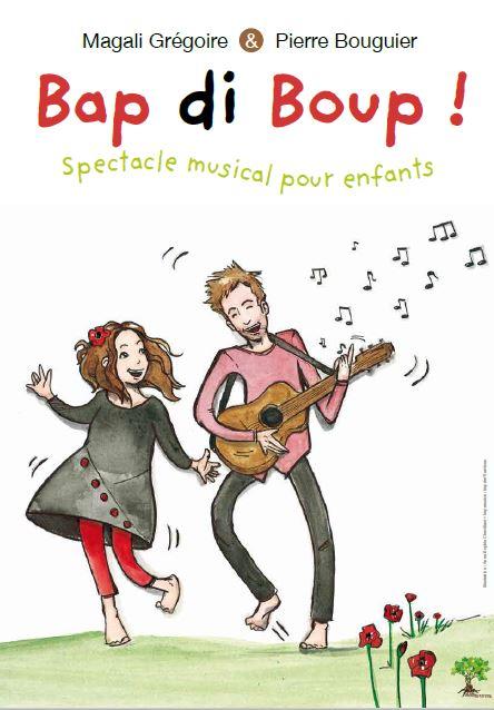 Affiche Bap di Boup !
