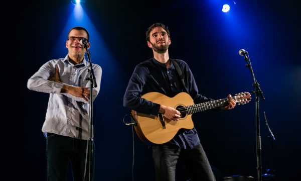 Matthieu Hamon et Pierre Bouguier
