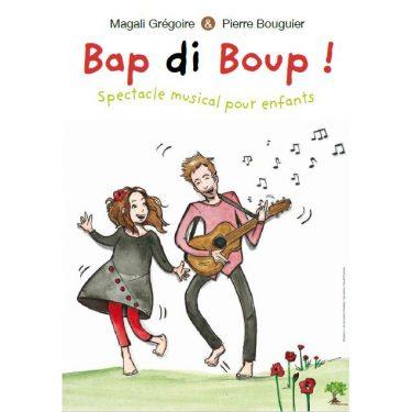 Livre-CD Bap di Boup !