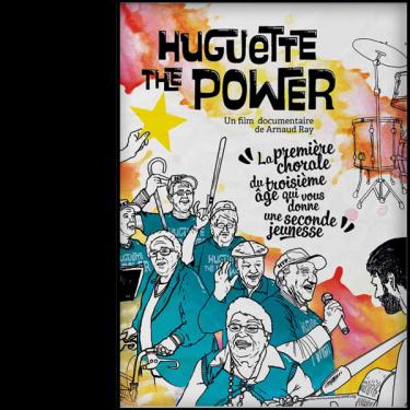 DVD Huguette the power