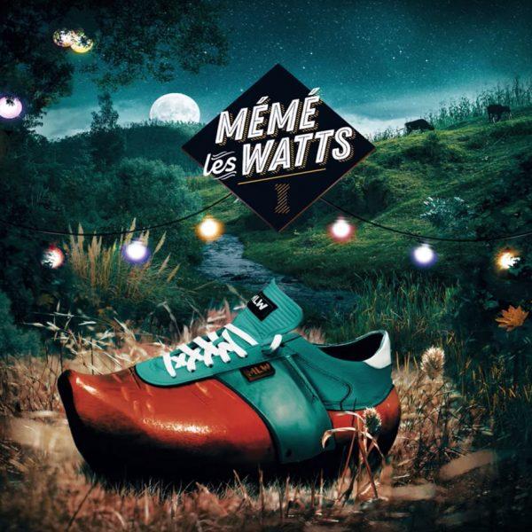 Album 1 Mémé les Watts