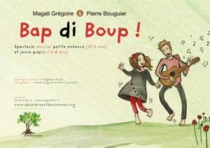 Dossier de presse Bap di Boup !