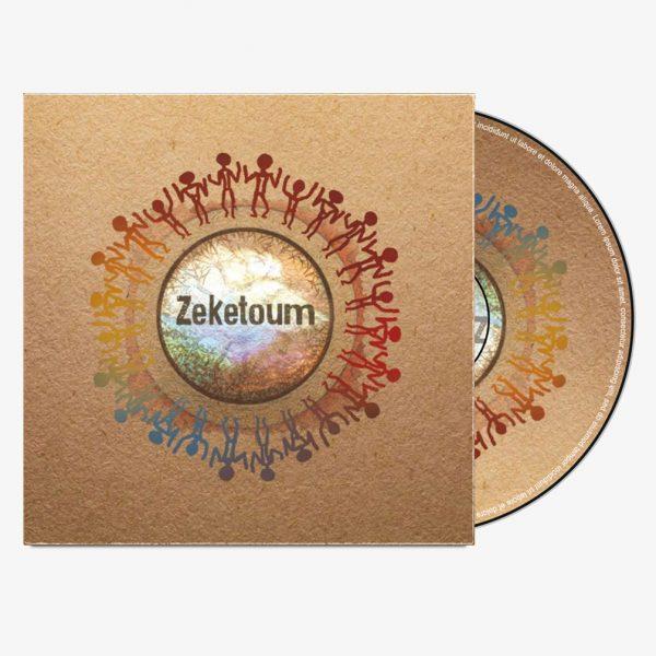 CD Chorale Zeketoum