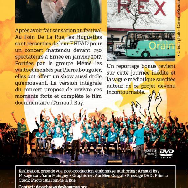 DVD Huguette the Power L'intégral